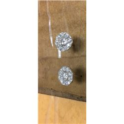 DiamondEarrings and Ear Ring Jackets