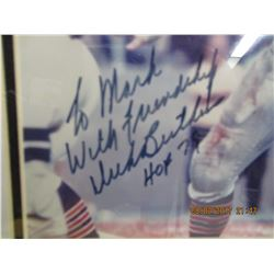 Dick Butkus autographed photo