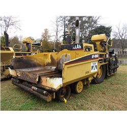 2005 CAT AP-800D ASPALT PAVER, VIN/SN:A5P00173 - EXTEND-A-MAT 8-16B SCREED, METER READING 5,901 HOUR
