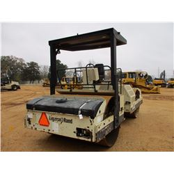 """2004 INGERSOLL-RAND DD-125HF ROLLER, VIN/SN:175552 - TANDEM, VIBRATORY, 84"""" SMOOTH DRUMS, WATER SYST"""