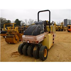 2001 DYNAPAC CP132 ROLLER, VIN/SN:21620391 - PNEUMATIC, ROLLBAR, WATER SYSTEM (COUNTY OWNED)