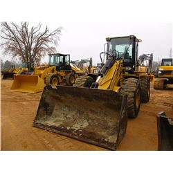 2005 CAT 930G WHEEL LOADER, VIN/SN:TWR00363 - QUICK COUPLER, GP BUCKET, ECAB W/AC, 20.5R-25 TIRES, M