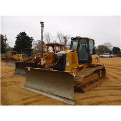 2008 CAT D6K LGP CRAWLER TRACTOR, VIN/SN:DHA00913 - 6 WAY BLADE, SYSTEM 1 U/C, REAR RIPPER, GRADE CO