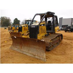 2013 CAT D5K2 LGP CRAWLER TRACTOR, VIN/SN:KYY00673 - 6 WAY BLADE, RIPPER VALVE, CANOPY, SWEEPS, SIDE