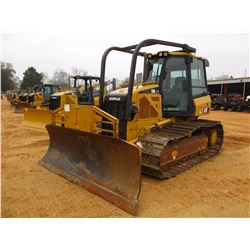2008 CAT D5K LGP CRAWLER, VIN/SN:YYY00467 - 6 WAY BLADE, SYSTEM 1 U/C, ECAB W/AIR, SWEEPS, REAR SCRE