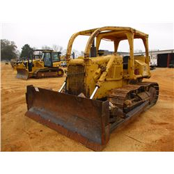 CAT D5B CRAWLER TRACTOR, VIN/SN:25X587 - STRAIGHT BLADE W/HYD TILT, CANOPY