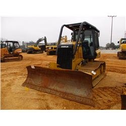 2014 CAT D4K2 LGP CRAWLER TRACTOR, VIN/SN:KRR00442 - 6 WAY BLADE, ECAB W/AIR, SWEEPS, REAR SCREEN, M