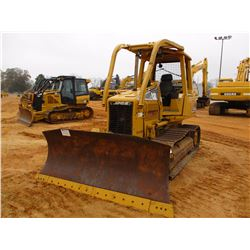 2005 CAT D4G XL CRAWLER TRACTOR, VIN/SN:HYD01443 - 6 WAY BLADE, CANOPY, SWEEPS, REAR SCREEN, METER R