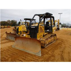 2011 CAT D3K XL CRAWLER TRACTOR, VIN/SN:FFF00655 - 6 WAY BLADE, SYSTEM 1 U/C, CANOPY, SWEEPS, REAR S