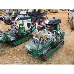 2009 MCELROY TRACKSTAR 28 FUSION MACHINE, VIN/SN:C26550 - TRACKED, HONDA GAS ENGINE, METER READING 3