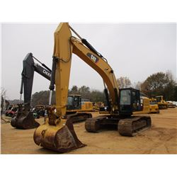 "2012 CAT 336EL HYDRAULIC EXCAVATOR, VIN/SN:BZY01904 - 12'8"" STICK, 60"" BUCKET, REAR CAMERA, ECAB W/A"