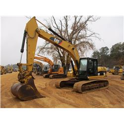 "2011 CAT 324DL HYDRAULIC EXCAVATOR, VIN/SN:PYT00262 - 11' STICK, QUICK COUPLER, 54"" BUCKET, ECAB W/A"