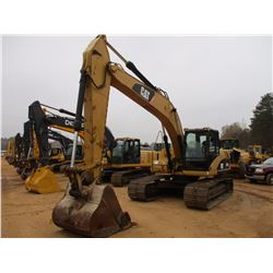 "2008 CAT 320DL HYDRAULIC EXCAVATOR, VIN/SN:PHX00635 - 9' 6"" STICK, 48"" BUCKET, ECAB W/AIR, METER REA"