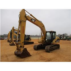 "2004 CAT 315CL HYDRAULIC EXCAVATOR, VIN/SN:CJC01507 - 9'6"" STICK, 46"" BUCKET, ECAB W/AIR, METER READ"