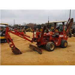 DITCH WITCH 5010DD TRENCHER, VIN/SN:6G2287 - DEUTZ DIESEL ENG, DITCH WITCH A512 TRENCHER ATTACH, BAC