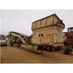 1999 KOLBERG 271 SCREEN PLANT, VIN/SN:401681 - (DOES NOT OPERATE) (COUNTY OWNED)