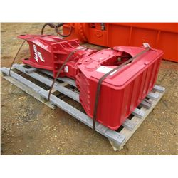 ALLIED EXTREME DUTY HYD ROTATING GRAPPLE FITS HYD EXCAVATOR (UNUSED)