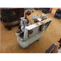 AIR COMPRESSOR TANK GAS ENGINE