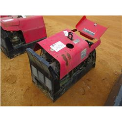 LINCOLN RANGER 250 WELDER/GENERATOR, - GAS ENGINE