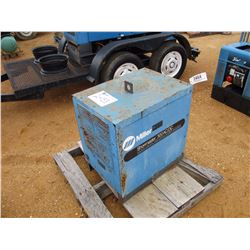 MILLER SHOPMASTER 300 AC/DC CC/CV WELDER (COUNTY OWNED)