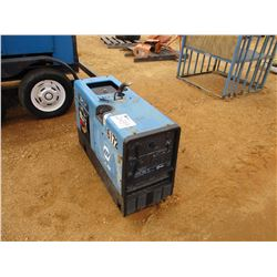 MILLER GENERATOR, - BOBCAT 225T CC/CV AC/DC 8000 WATT, GAS ENGINE (COUNTY OWNED)