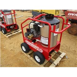 MAGNUM 4000 SERIES PRESSURE WASHER, - (UNUSED), HOT WATER