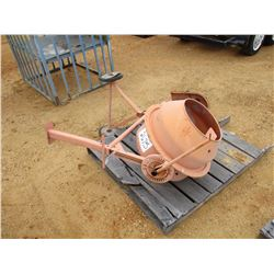 CEMENT MIXER ELECTRIC MOTOR