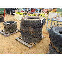 (4) 12.00-20 TIRES