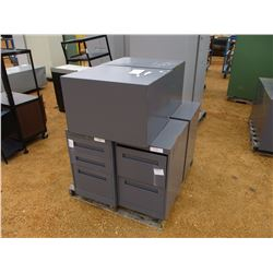 (6) 2 DRAWER FILE CABINETS
