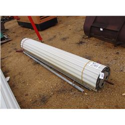 10' METAL ROLL UP DOOR