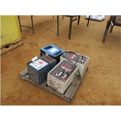 (4) WELDING MACHINE