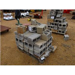 MISC CONCRETE BLOCKS