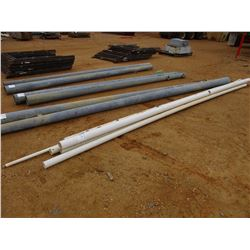 MISC SIZE & LENGTH PVC PIPE
