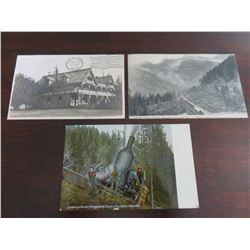 Early 1900s Postcards