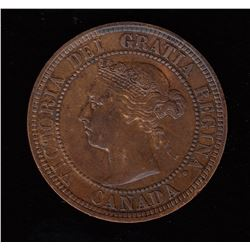 1892 One Cent