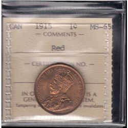 1915 One Cent