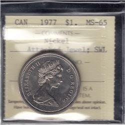 1977 Nickel Dollar