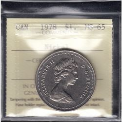 1978 Nickel Dollar