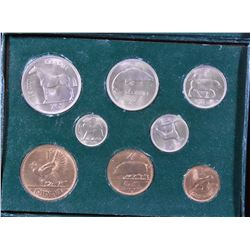 Coins Of Ireland in Original Case