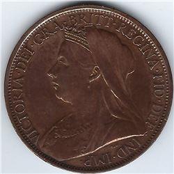 Great Britain Queen Victoria 1900