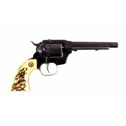 Hi-Standard Double-Nine .22 Double Action Revolver