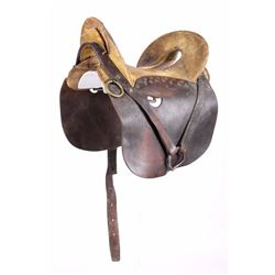 1859 McClellan Military Saddle