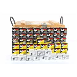 1640 Rounds Wolf 7.62x39mm 122gr FMJ & HP Ammo