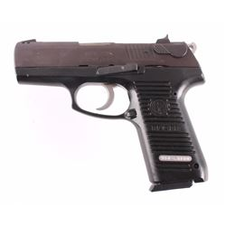 Ruger P95DC 9mm Semi-Automatic Pistol
