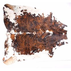 Western Tanned Cow Steer Hide Rug