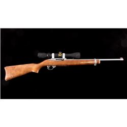 Ruger 10/22 .22 Semi-Automatic Rifle w/ Scope