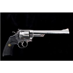 "Smith & Wesson Model 29-2 44Mag Nickel 8"" Revolver"