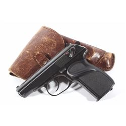 East German Makarov 9x18mm Pistol w/Holster