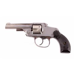 Spencer Safety Hammerless .32 DA Revolver