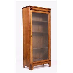 Quarter Sawn Oak Bookcase Circa 1910